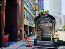 名古屋iPhone修復のクイックアクセス4:名駅地下街7番出口より徒歩