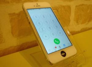 iPhone 5のホームボタンが取れてしまったお客さま