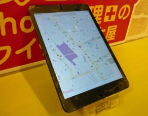 iPad mini のガラス交換 クイック名古屋店