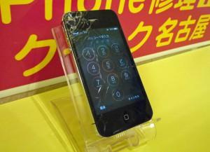 iPhone 4S/アイフォン5のガラス交換完了しました