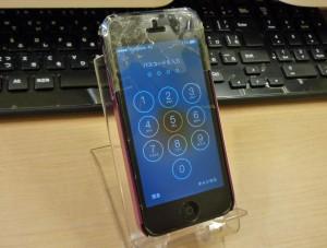 バッテリー膨張にご注意を~ iPhone 5