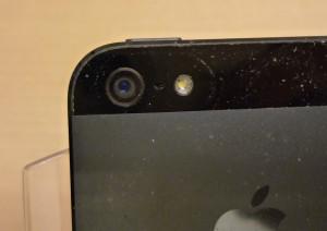 iPhoneのカメラが撮影出来ないように目隠し加工を行いました~♪アイフォン修理のクイック名古屋