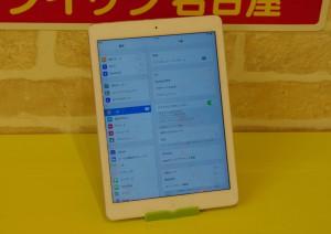 アイパッド修理もクイック名古屋♪ iPad Airのバキバキガラス交換修理しました~