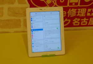 iPad 修理が増えています。ガラス交換完了しました~♪アイパッド修理もクイック名古屋