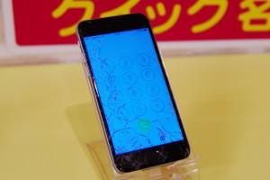 アイフォン修理のクイック名古屋♪熱田区よりiPhone6のガラス交換に御来店いただきました~♪