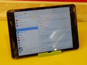 名古屋市 iPad mini2 ガラス割れ修理 アイパッド修理のクイック名古屋