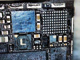 タッチ操作出来ないiPhone5S データ取り出し 基板修理 アイフォン修理のクイック名古屋