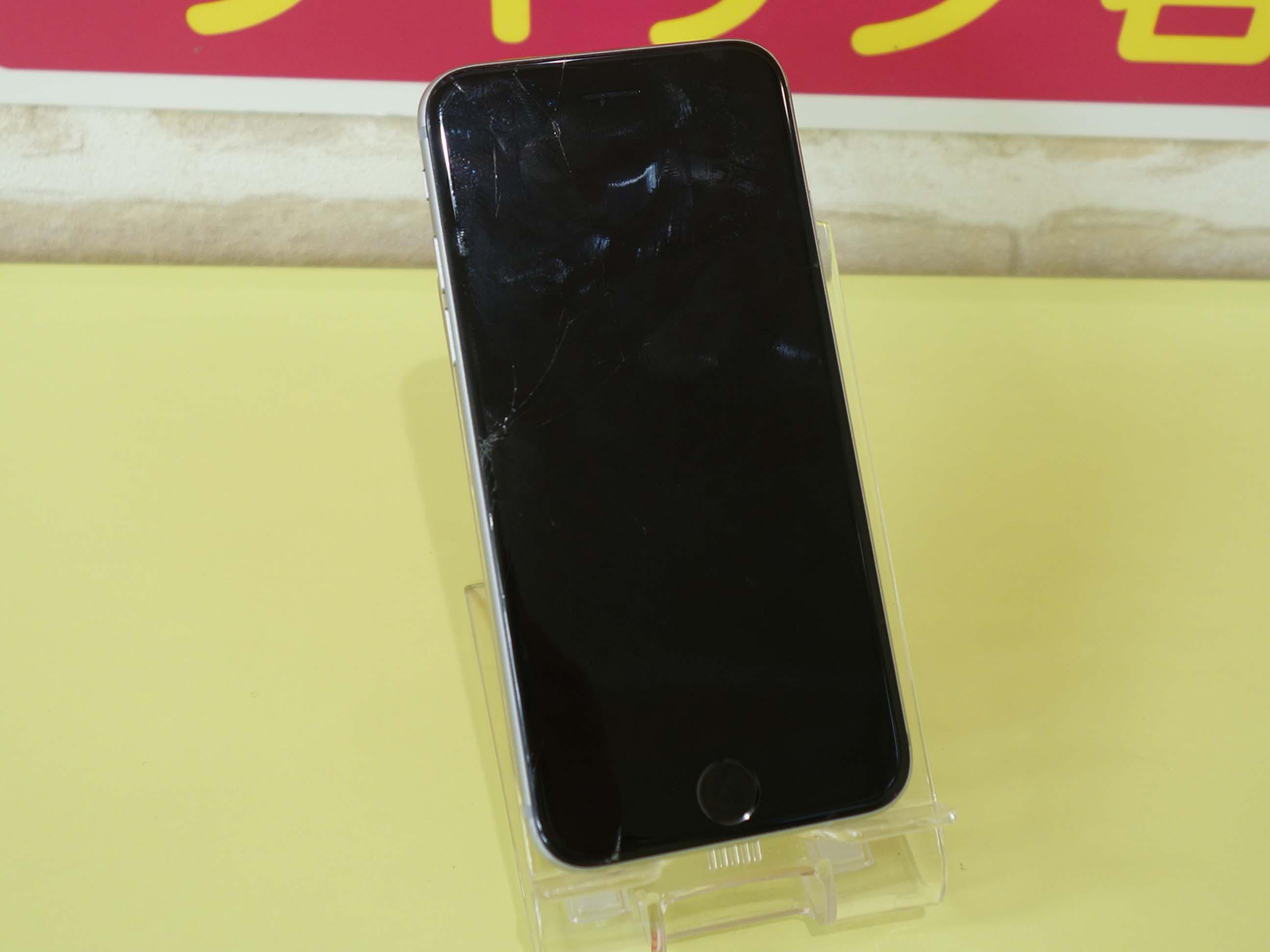 名古屋市 川遊びで水没 iPhone6S 乾燥剤を入れて4日後にご来店 水没修理のクイック名古屋