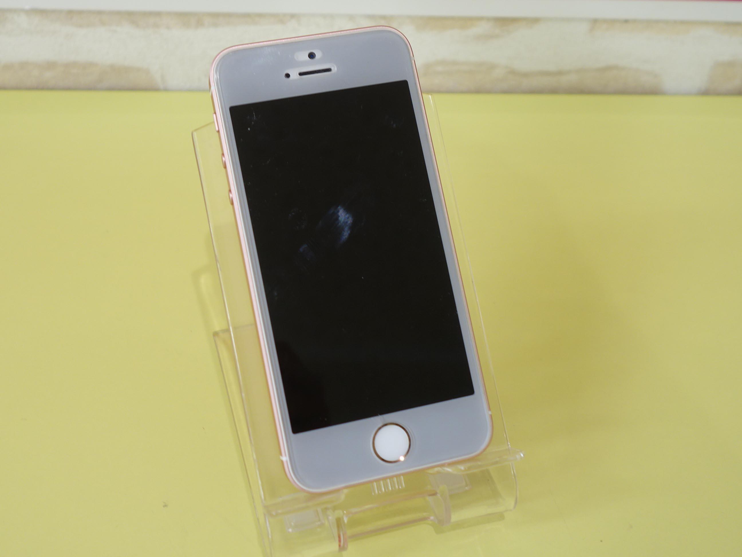 iPhoneSEの水没復旧作業に名古屋市よりご来店!アイフォン修理のクイック名古屋