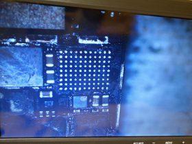 iPhone5S タッチ操作が出来ない データ取り出し 基板修理 クイック名古屋
