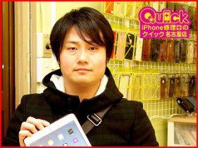 ☆名古屋市 iPad Air1 基板修理 電源入らず起動しない クイック名古屋