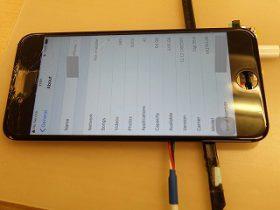 タイ旅行中に海で水没 iPhone8の水没データ復旧修理 アイフォン修理のクイック名古屋
