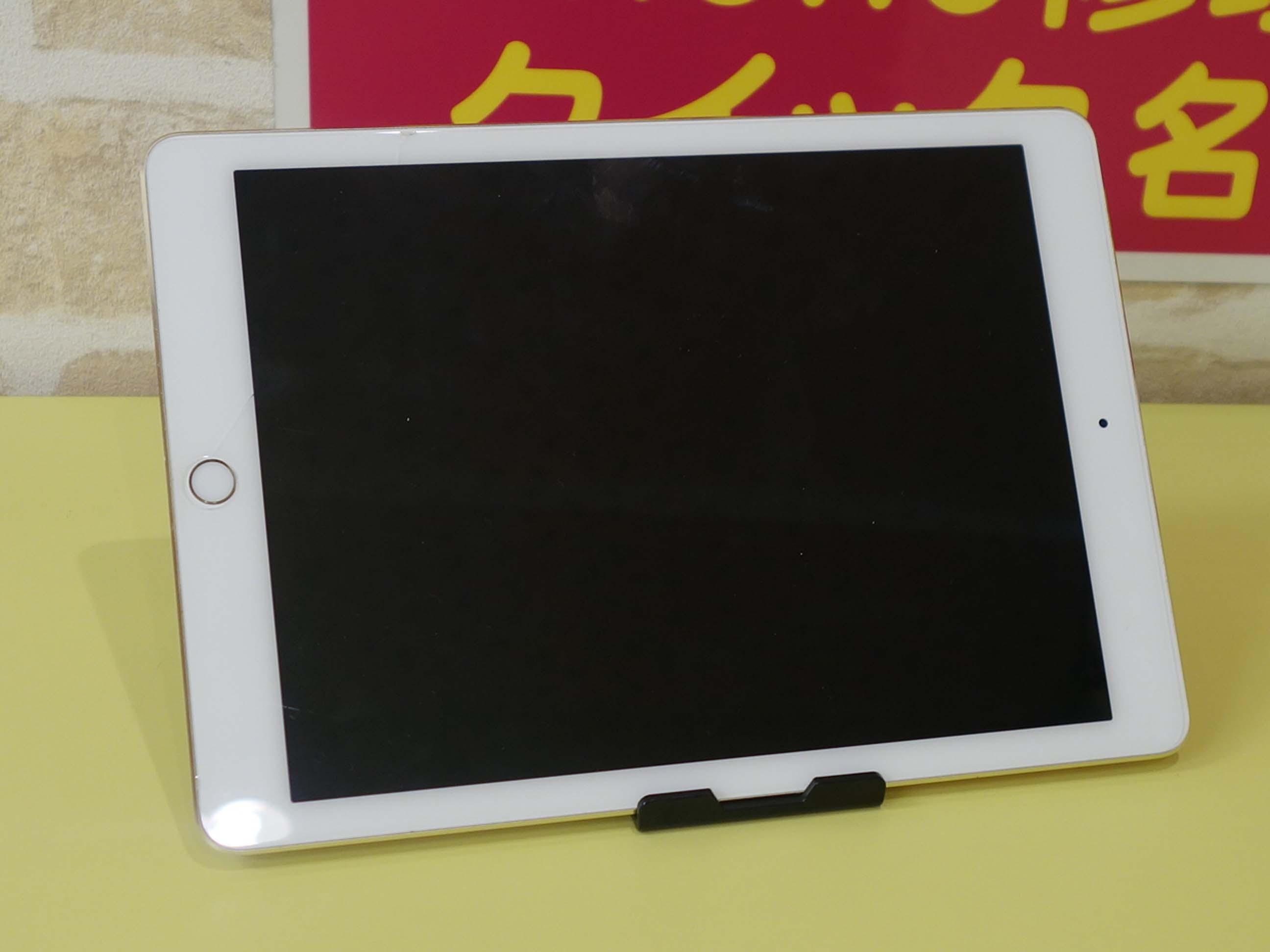 ケーブルが詰まって充電できない iPad Pro9.7のドックコネクター修理 アイパッド修理のクイック名古屋