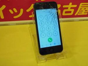 三重県よりiPhone 5 の修理にご来店いただきました~♪アイフォン修理のクイック名古屋