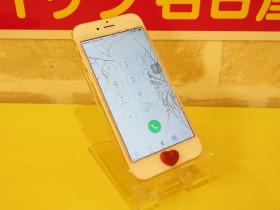 iPhone6のガラス割れ修理に港区よりご来店~♪アイフォン修理のクイック名古屋