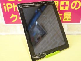 iPad 2 のガラス割れの即日修理に名古屋市中村区よりご来店~♪アイパッド修理もクイック名古屋