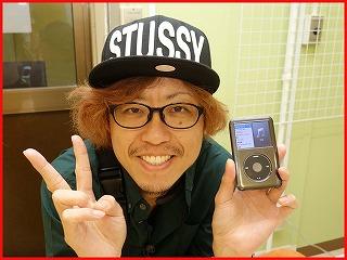 ☆調子が悪くなってきたiPodclassicを256GBへのSSD化に静岡県湖西市よりご来店!アイポッド修理もクイック名古屋