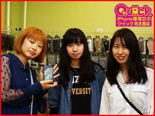 ☆半田市よりiPhone8リカバリーモード修理にご来店~♪アイフォン修理のクイック名古屋