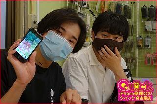 ☆突然、電源が入らなくなったiPhone 7の基板修理しました~♪アイフォン修理のクイック名古屋